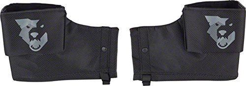 Wolf Tooth Components Singletrack Pogie: Black and Gray L...
