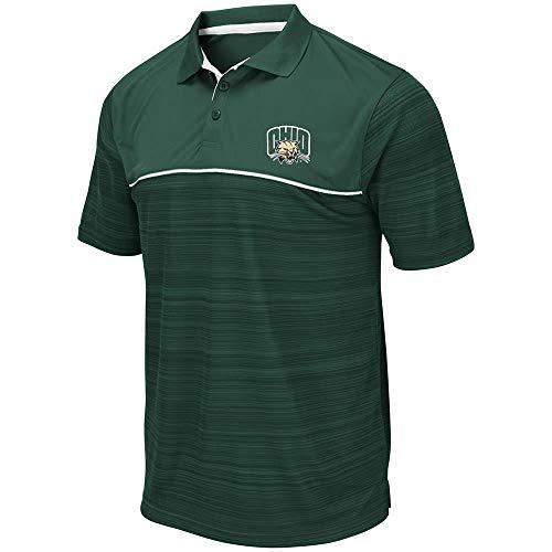 Mens Ohio Bobcats Levuka Polo Shirt - M