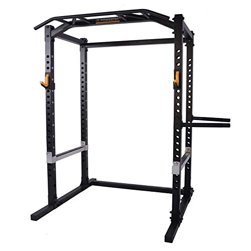 (POWERTEC Workbench Power Rack - Black)