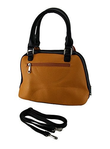 Orange Fox Your Shoulder w Handbag Satchel Removable Strap Face In qOp7wZ
