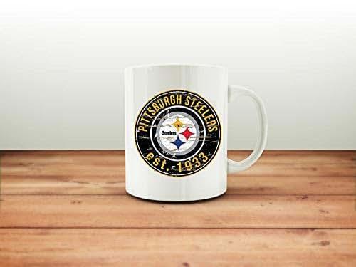 Amazon Com Pittsburgh Steelers Mug Handmade