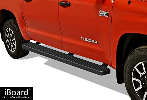 running boards 2008 toyota tundra - 5