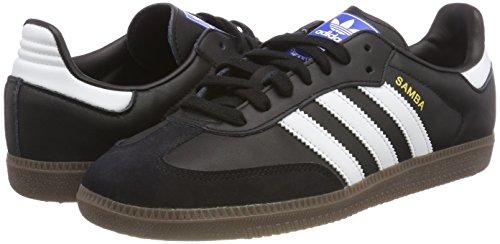 Og Noir Adidas 0 Blanc Pour Gum5 De Hommes Gymnastique Samba Chaussures noir FUU05