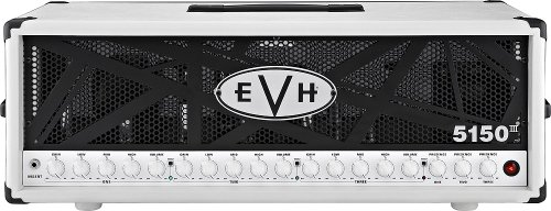 (EVH 5150 III 100-Watt Guitar Amp Head - Ivory)