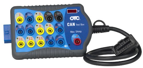 OTC (3415) CAN Test Box – Breakout Box and Protocol Detector