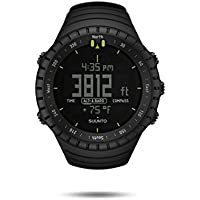 Core All Black Military Men's Outdoor Sports Watch - SS014279010