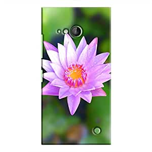 Cover It Up - Lotus Focus Lumia 730 Hard Case