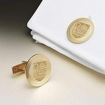 Image of M. LA HART Dartmouth 18K Gold Cufflinks