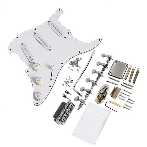 1set Replacement with SSS Pickups for Complete Set Fender Stratocaster