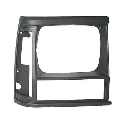Crash partes Plus linterna frontal derecho Puerta para Jeep Cherokee, Comanche ch2513124: Amazon.es: Coche y moto