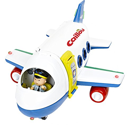 Caillou Travel Jet by Caillou