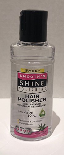 Smooth N Shine Instant Repair Hair Polish, (Instant Polish)