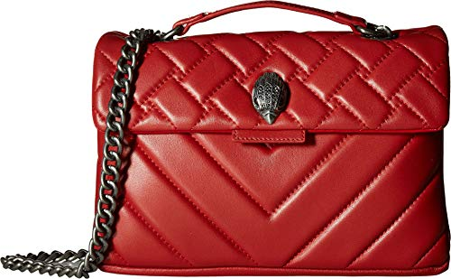 Geiger Womens Crossbody Kensington Red London Leather Kurt qCwExTdq