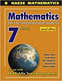 MATHEMATICS FOR THE INTERNATIONAL STUDENT 7 (MYP 2), 2ND