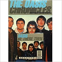 Book The Oasis Chronicles + CD