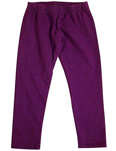 Zara Terez - Little Girls' Capri Legging, Purple (Zara Terez Kids)