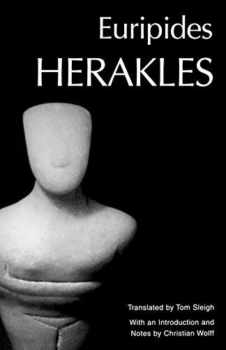 Herakles (Greek Tragedy in New Translations)