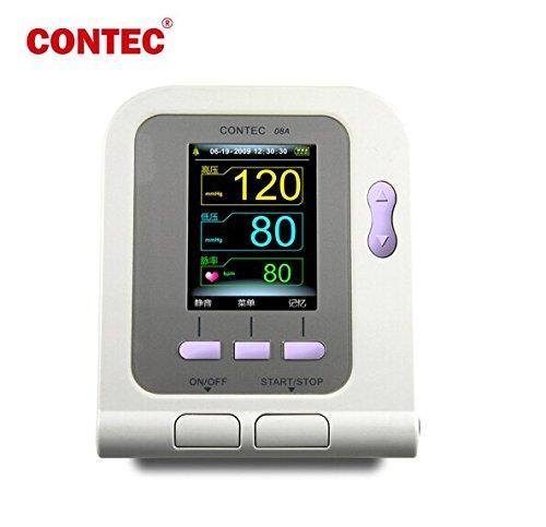 Contec08A Professional Digital Upper Arm Blood Pressure Moni