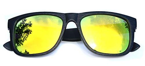 OUTGEAR Retro Sunglasses Men Women Unisex Classic Fashion Mirror Glasses (Matte Black, - Sale Whole Sunglasses