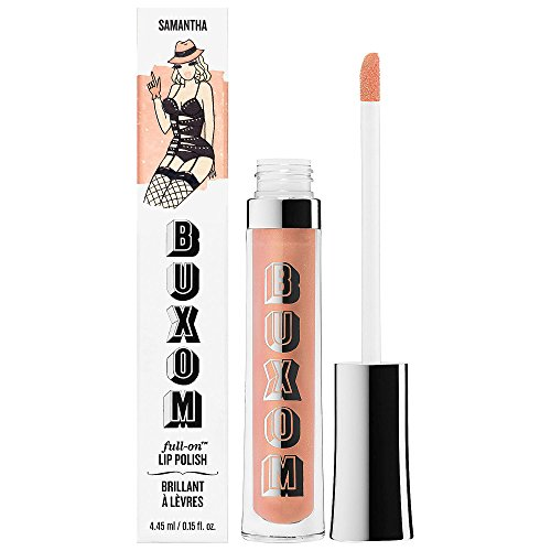 BUXOM Full-On Lip Polish SAMANTHA - original/ light nude Ful