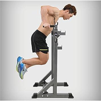 LMZZGAOYANQING Squat rack bench press barbell frame multi ...