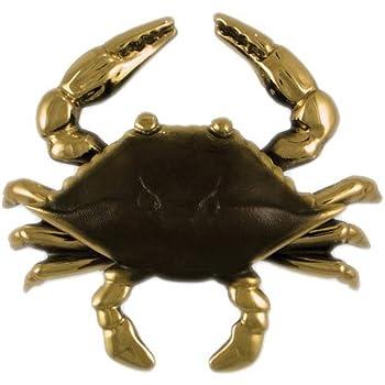 Amazon Com Horseshoe Crab Door Knocker Nickel Home