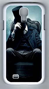 Godfather PC Hard Case Cover For Samsung Galaxy S4 SIV I9500 Case and Cover White