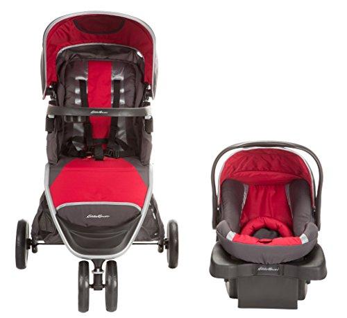 Amazon Eddie Bauer TR238CFM TriTrek Travel System Baby