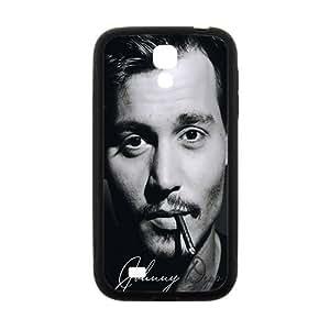 johnny depp smoking Phone Case for Samsung Galaxy S4