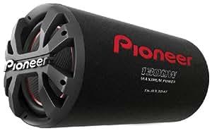 Pioneer TS-WX304T altavoz audio - Altavoces para coche (1-way, 10 - 360 Hz, 98 Db, 300 mm)
