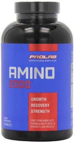 Prolab Amino 2000, Tablets, 150 tablets (2222 Amino Caps)