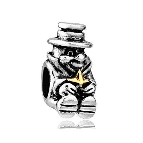Eveserose Tm Silver Quot Jiminy Cricket Quot Disney Bead Sterling