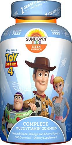 Sundown Kids Naturals Complete Multivitamin product image