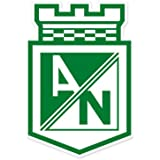 Club Atletico Nacional - Colombia Football Soccer Futbol - Car Sticker - 6