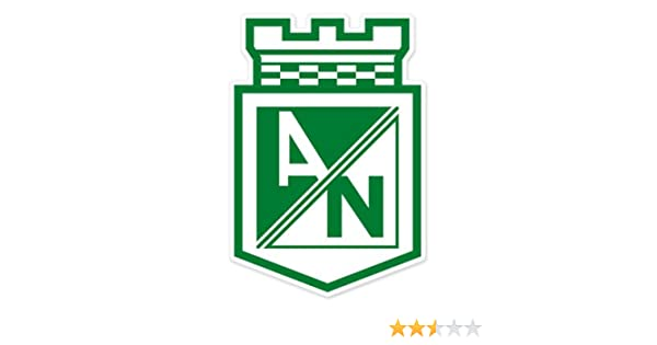 Amazon.com: Club Atletico Nacional - Colombia Football Soccer Futbol - Car Sticker - 6