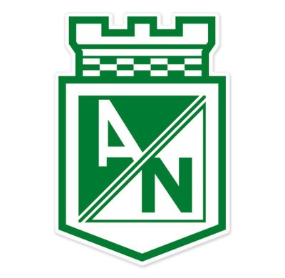 Club Atletico Nacional - Colombia Football Soccer Futbol - Car Sticker - 6""