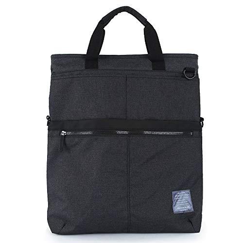 WITHMOONS Crossbody Messenger Shoulder Tote Simple bag Bookbag Organizer