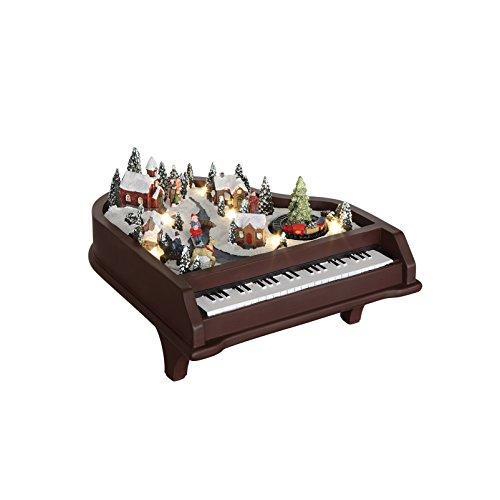 Mr. Christmas 22818 Animated Musical Piano