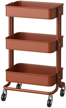 IKEA RASKOG – carrito de cocina – tamaño 35 x 45 x 78 cm: Amazon.es: Hogar