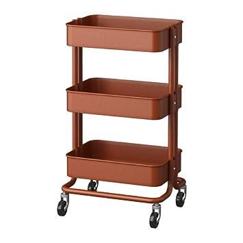 IKEA RASKOG - carrito de cocina - tamaño 35 x 45 x 78 cm: Amazon.es: Hogar