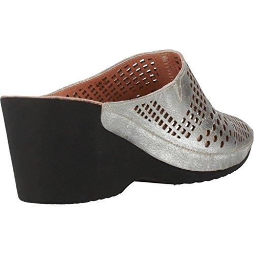 Argento Marca Della Colore A Casa Pantofole Donna 3023n Modello Donna Nordikas Argento xn0wYqtRw