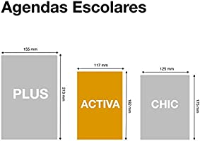Agatha Ruiz de la Prada 273061 - Agenda escolar 18/19 ...