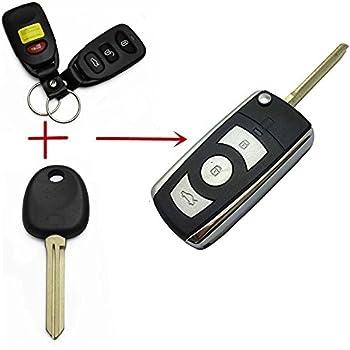 Amazon.com: Carcasa protectora para llave de coche de ...