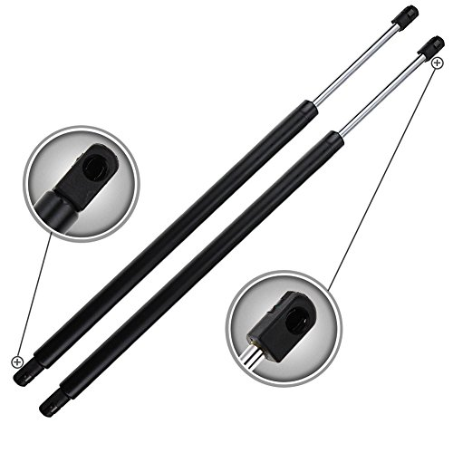 Qty(2) Liftgate Rear Hatch Trunk Lift Supports Struts Shocks for 1998-2002 Lincoln Navigator or 1997-2002 Ford Expedition - Lincoln Navigator 1997
