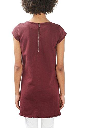 610 Dark Damen Rot Kleid Red ESPRIT wZqB0X