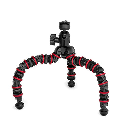 Grifiti Nootle Flexpod Flexible Tripod for Small DSLRs, Mirrorless, Compact Cameras, iPad Mounts, iPhone and Smartphone Tripod Mounts