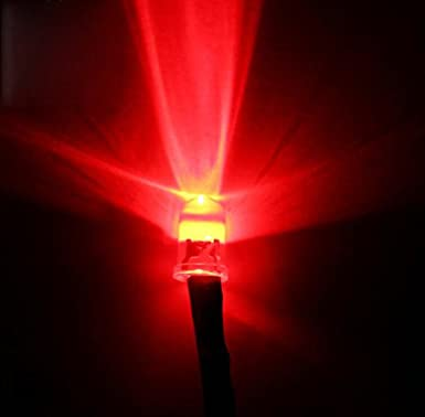 5/couleurs assortis Lot de 300 diodes LED Transparentes de 3 et 5 mm