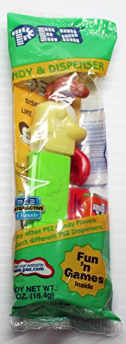 Pez Garfield Odie the Dog Collectible Candy Dispenser