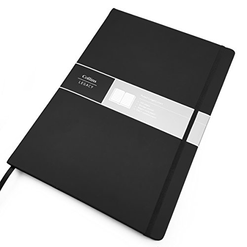 A4 Hardback Notebook Lined