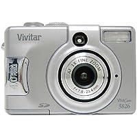 Vivitar ViviCam 3826 4MP Digital Camera with 3x Optical Zoom Review Review Image